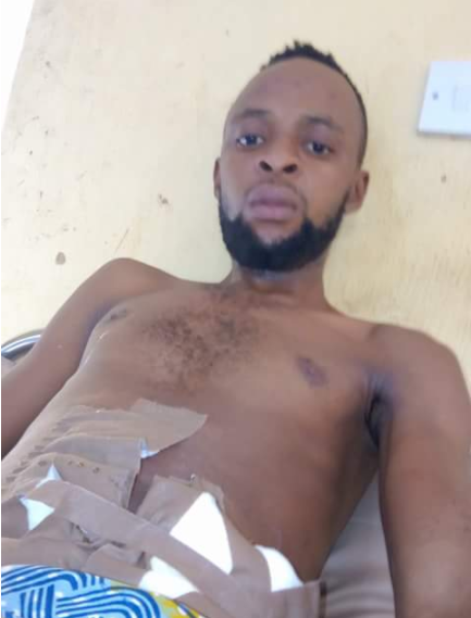 Imo doctor accidentally cuts man