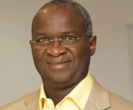 Minister of power, Babatunde Fashola says Nigerians now enjoy better electricity than in the past