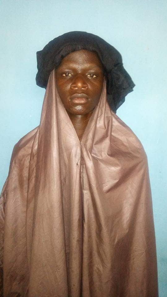 Police arrest suspected kidnappers terrorising residents in Katsina State; some disguised as women in Hijab and Niqab