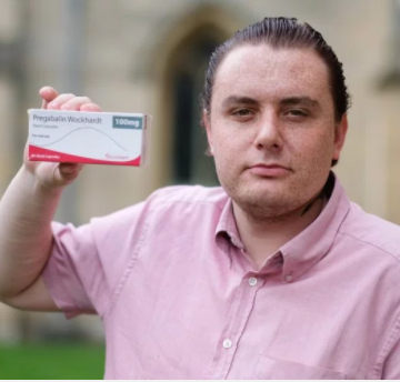 Man believes painkillers turned him gay