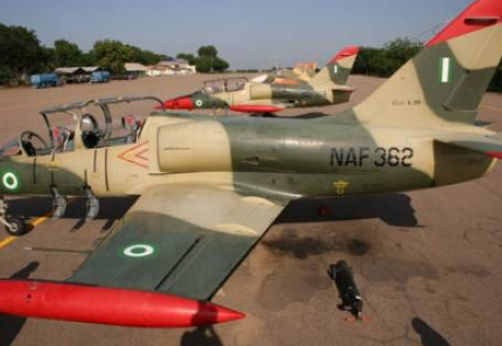Nigerian?Air Force acquires 6 new?helicopters to combat Boko Haram