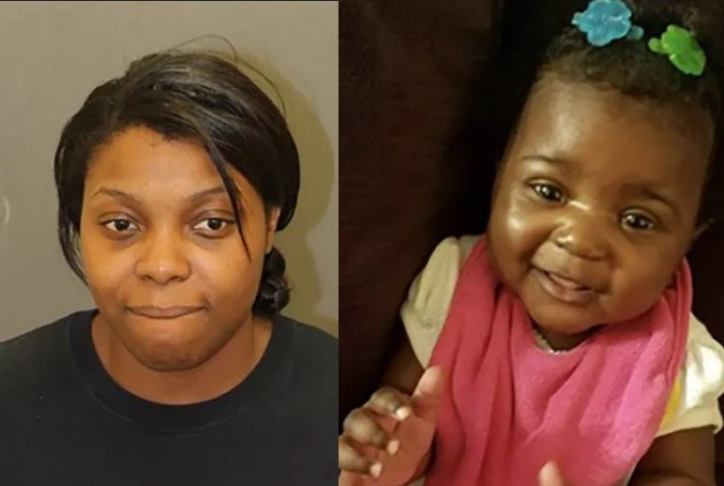 Police arrest babysitter for killing 6-month-old baby by sticking poisonous lubricant in her bottom