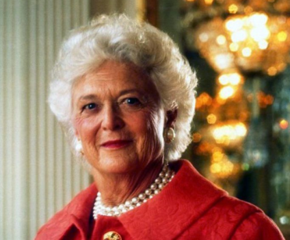 Former US first lady, Barbara Bush dies two days after falling seriously ill