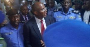 Update: Senator Omo-Agege has been arrested!