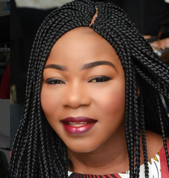 Actress Ada Ameh reveals she dropped out of school when she became pregnant at 14
