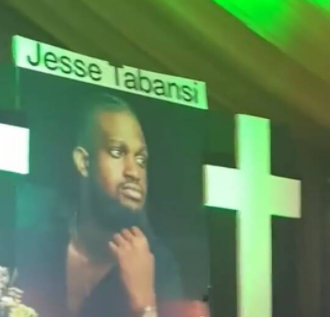 Photos from the service of song of billionaire son, Jesse Anselm-Tabansi