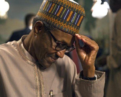 On behalf of Nigerian youths, Twitter user comes for President Buhari