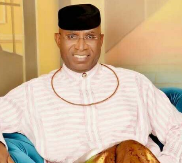 This piece of history about Senator Ovie Omo-Agege who allegedly led thugs to steal mace will leave you stunned