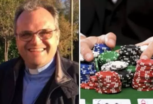 TF! Italian priest,?Flavio Gobbo gambles 500,000 euros of parish money