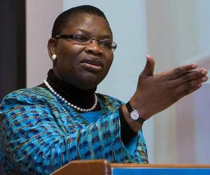 Oby Ezekwesili reacts to Femi Adesina