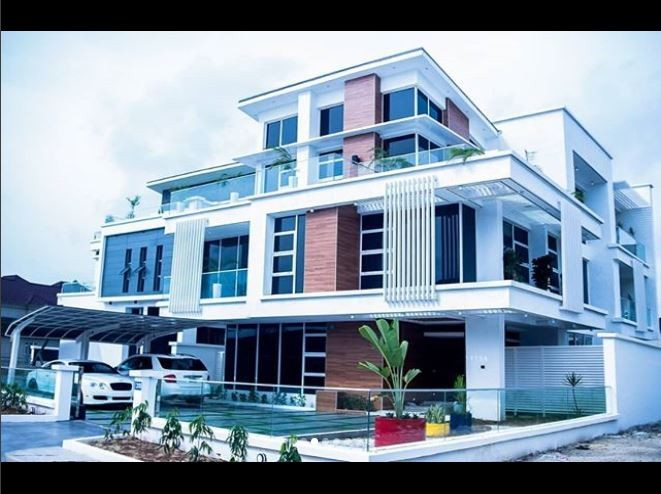 See inside Timaya's amazing new luxury mansion in Lagos (Photos) on italy house designs, puerto rico house designs, japan house designs, norway house designs, vietnam house designs, belize house designs, saipan house designs, thailand house designs, oman house designs, tanzania house designs, borneo house designs, australia house designs, nepal house designs, africa house designs, north carolina house designs, kazakhstan house designs, bermuda house designs, swaziland house designs, turkey house designs, lao house designs,