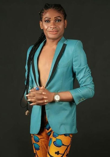 Nigerian cross dresser, Jay Bugatti, slays in beautiful new photos