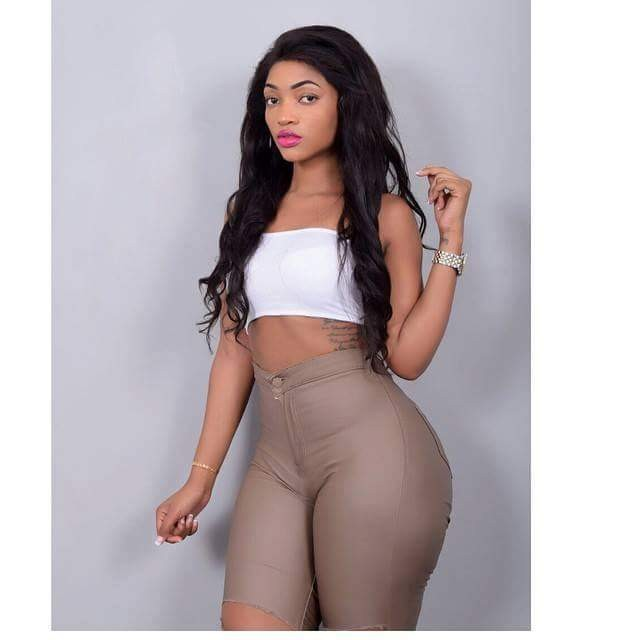 Popular bootilicious Tanzanian video vixen, Agnes Masogange has died