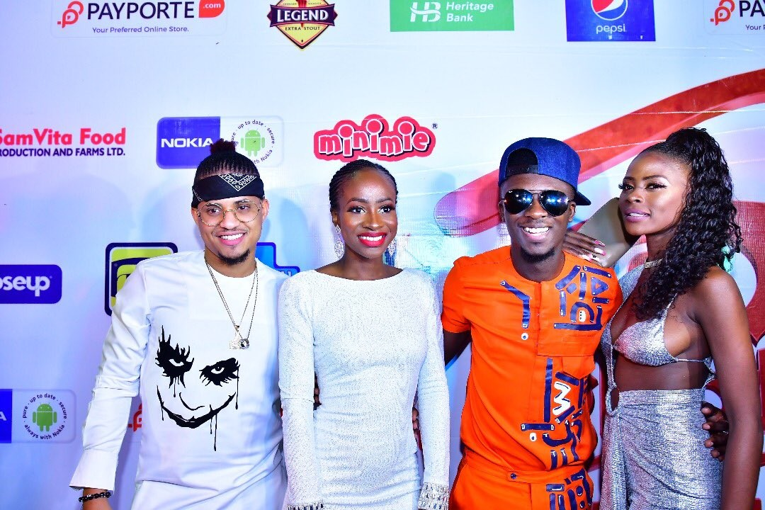 Photos from Lolu, Anto, Rico Swavey and Khloe