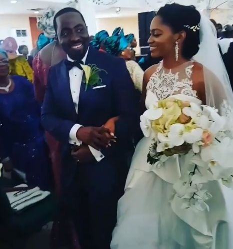 More photos from the wedding of ex-governor, Donald Duke