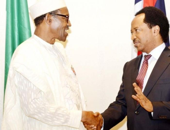 Image result for I believe in President Buhari's leadership – Shehu Sani makes U-turn