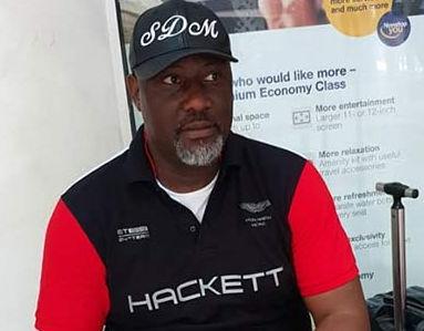Dino Melaye narrates how he was arrested