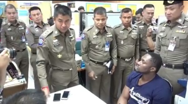 Nigerian man who posed as American millionaire to dupe women arrested in Thailand