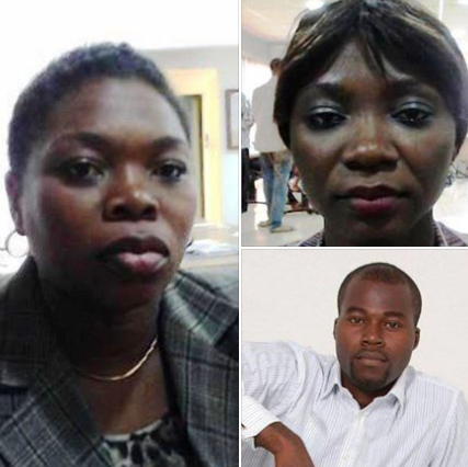 Photos: EFCC declares two women wanted for theft
