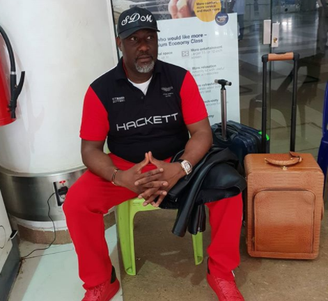 Dino Melaye shares photos of his house under siege by police and youths who came in solidarity