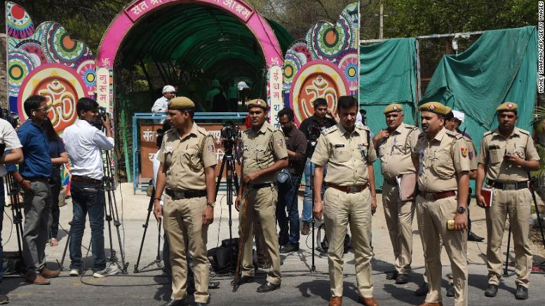 Indian spiritual guru, 77, gets life in prison for raping 16-year-old girl