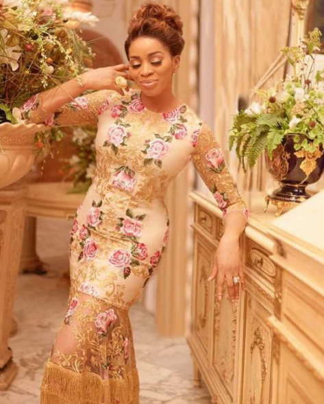 Sade Okoya celebrates her 41st birthday with stunning new photos