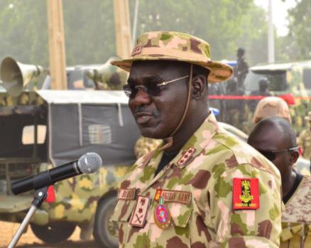 Boko Haram hideout