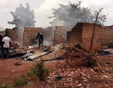 24 hours after 2 priests were killed, Herdsmen strike again in Benue killing 16