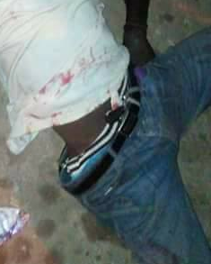 Okada rider shot dead by police in Ebonyi state over N50 bribe (graphic photo)