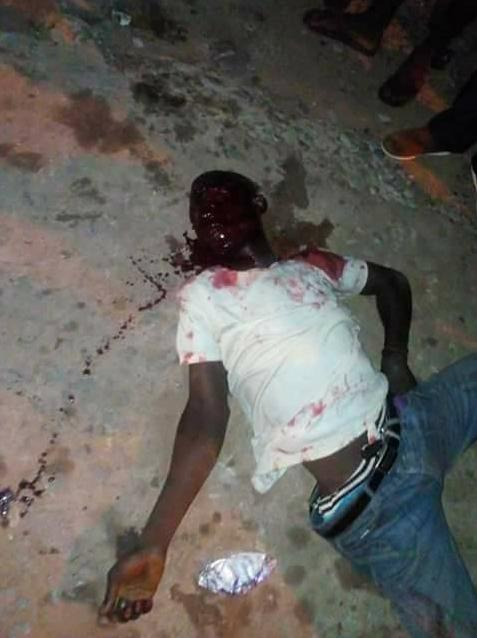 Okada rider shot dead by police in Ebonyi state over N50 bribe (graphic photo)