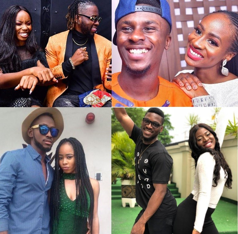 Between BamTeddy, Loto, Mina and Tolex, who is your favourite BBNaija couple?