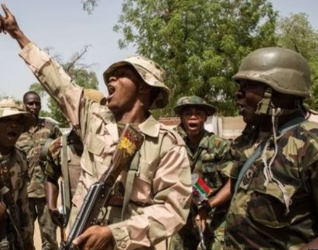 Army?arrest 5 militias in Nasarawa State, recover arms