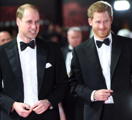 Prince William will be Prince Harry