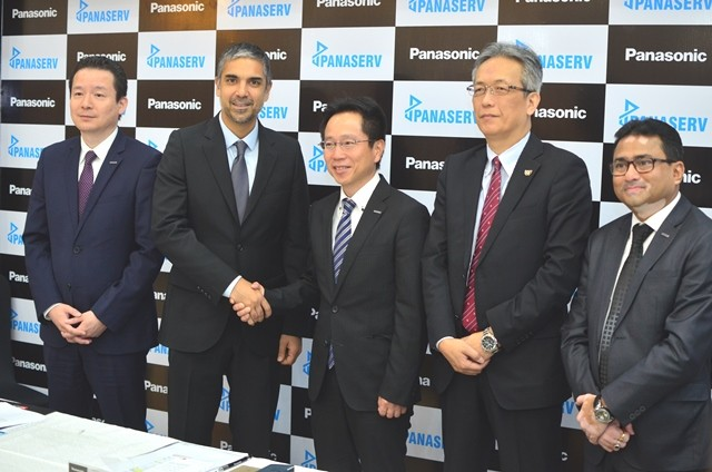 Panasonic launches new shower cooling, aerowings air conditioners?Celebrates 100th Anniversary