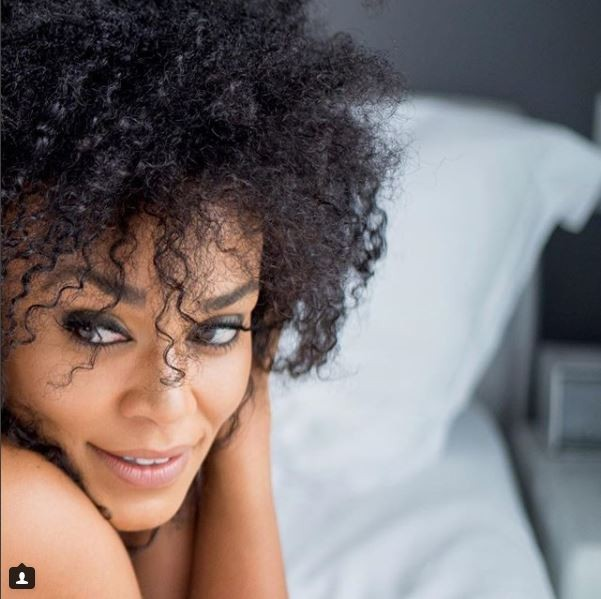 Topless Pearl Thusi puts her butt on displays in racy Instagram photos