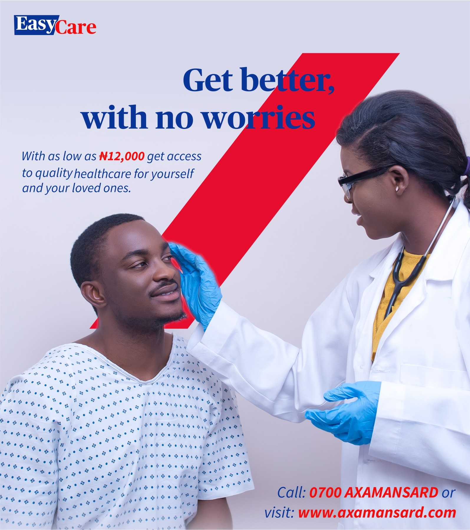 AXA Mansard Health promotes affordable healthcare with the launch of Easy Care Health Plan