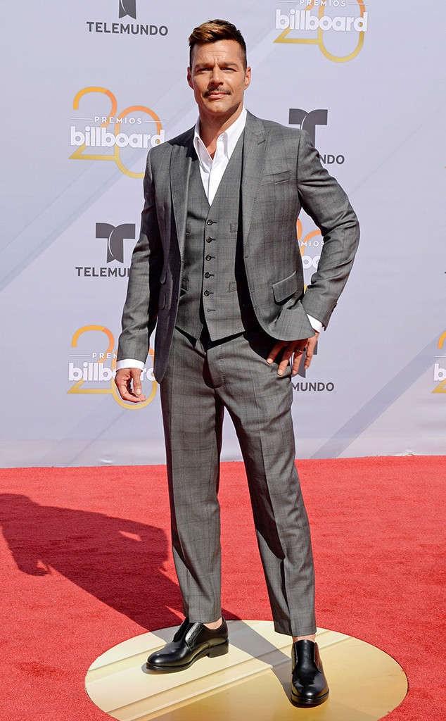 See stunning red carpet photos from 2018 Billboard Latin Award