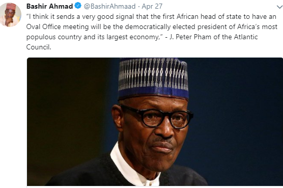 Buhari lied, he