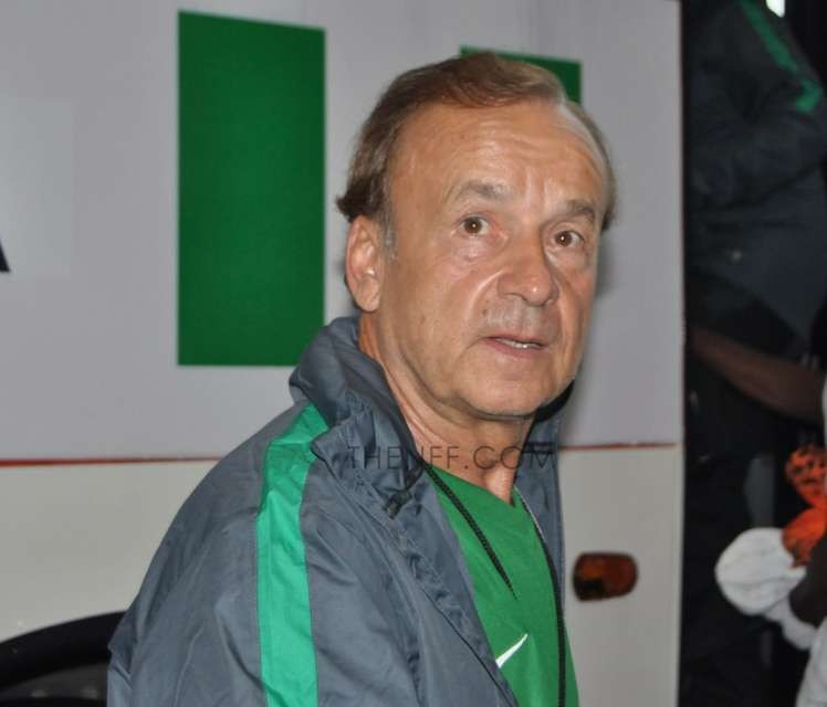 Super Eagles? coach, Gernot Rohr explains why he can