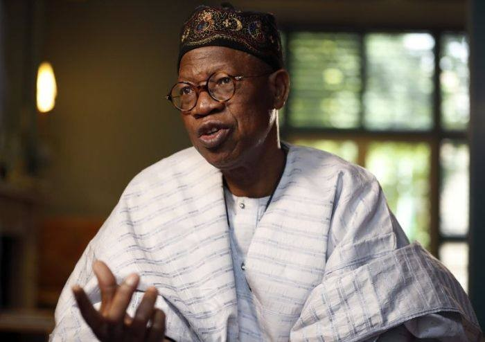 Lai Mohammed says under Jonathan