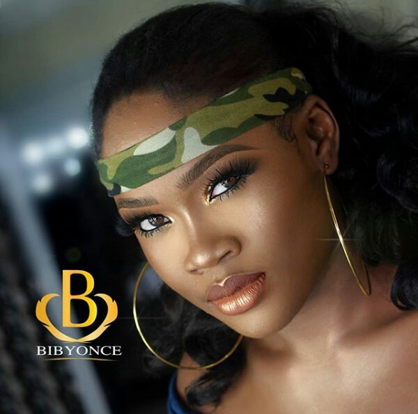 Controversial BBNaija housemate CeeC  is stunning in new makeup photos