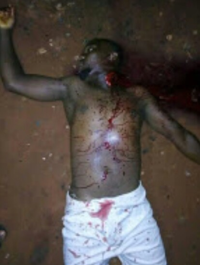 Man kills his son in Anambra over land dispute (photos)
