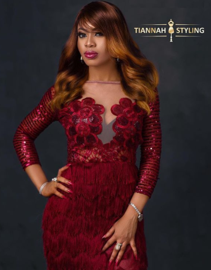 Stunning new photos of #BBNaija