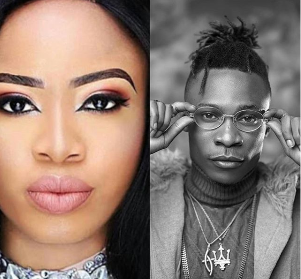 "Nina dumped Collins because?she is going ""way up"" and needs to ""Concentrate"" -?BBNaija official song act, 1dabanton"