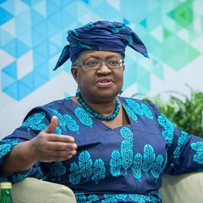Okonjo-Iweala shares story of how herself and IMF boss Christiane Lagarde, were disgraced at the presidential villa because she