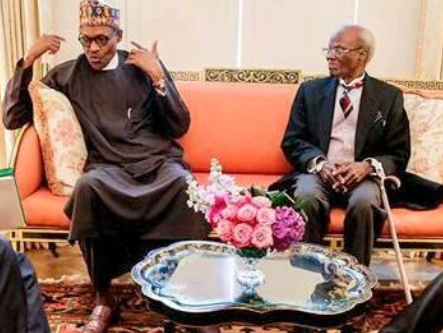 Photo of President Buhari and Nigeria