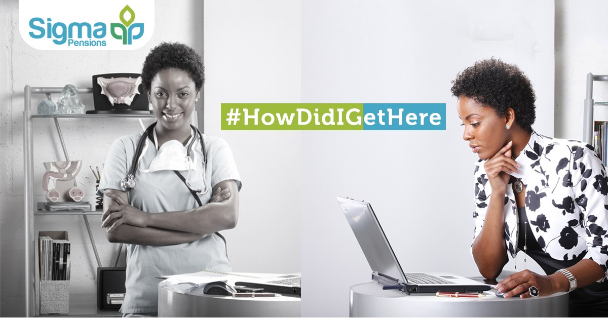 Sigma pensions launches a Workers? Day Campaign tagged #howdidigethere