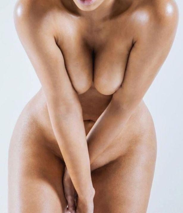 Kim Kardashian releases more nude photos on Instagram (+18)