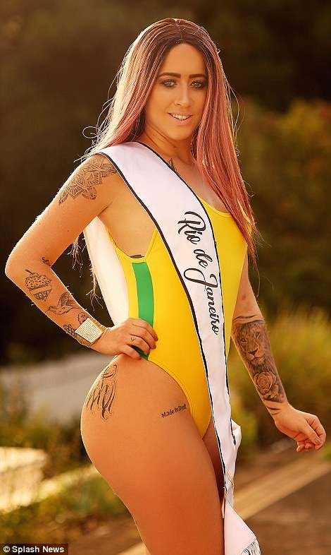 Meet the women with massive assets competing for Miss BumBum competition & two transgender ladies are among the 27 contestants (Photos)