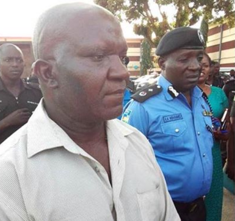 54-year old pastor arrested?for raping a 9-year-old girl in Lagos